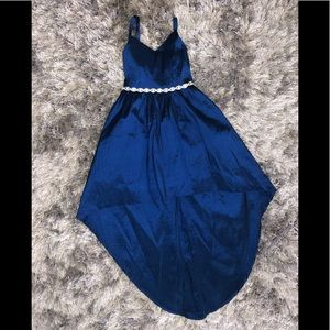 Formal Hi-Low Dress
